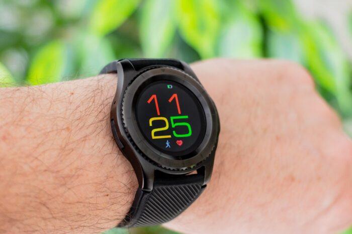 Sportovní hodinky vhodné pro sportovní aktivity
