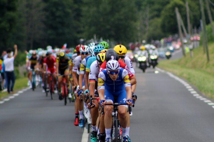 Tour de France je nejslavnější cyklistický závod